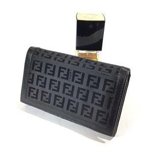 FENDI | Zucca Monogram Wallet